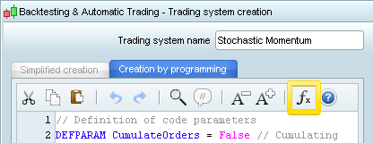 How to create automated trading system